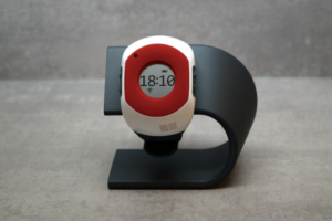 Sicherheitsuhr Rot GPS-uhr Notfalluhr Sturzsensor