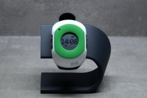 GPS-Uhr Notfalluhr