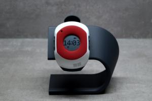 Sicherheitsuhr rot GPS-Uhr Smart watch